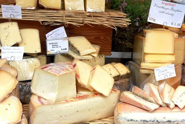 チーズブロック