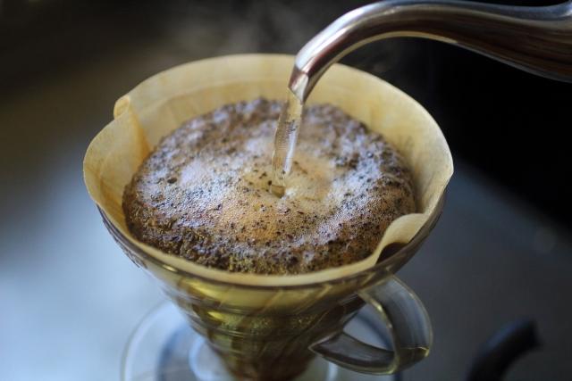 ドリップコーヒーを作るイメージ