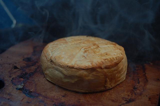 燻製カマンベールチーズ