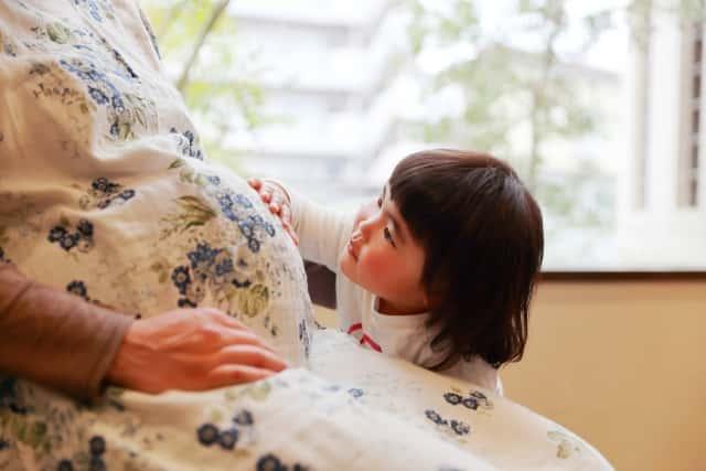 妊婦さんと子ども