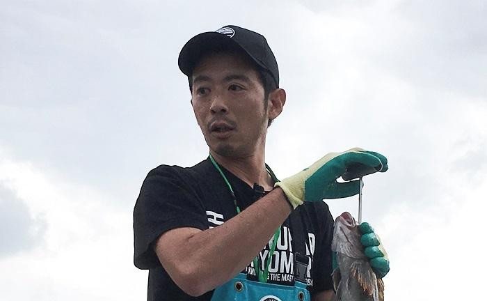 東京ハーヴェスト_三陸漁師
