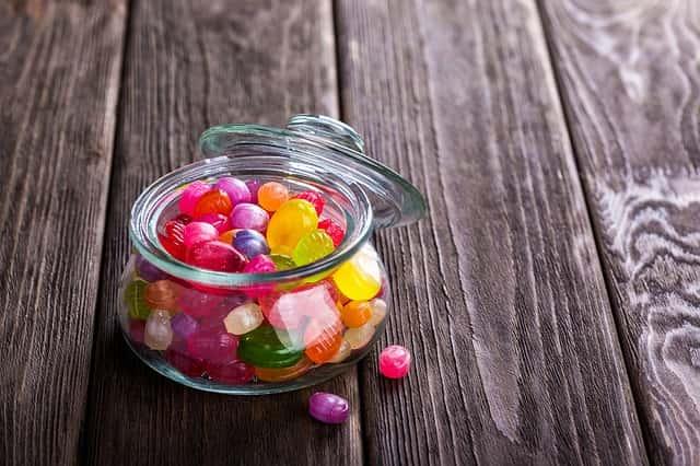 colorfulなキャンディ