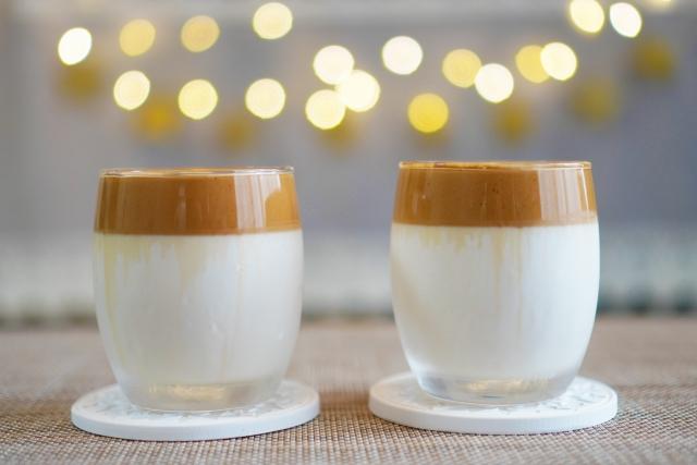ダルゴナコーヒー