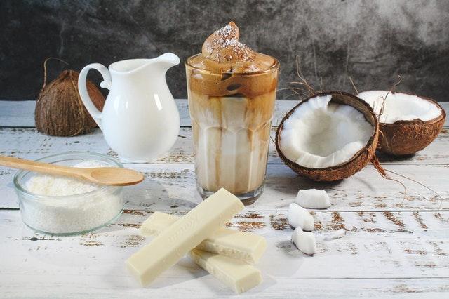 ダルゴナコーヒーのイメージ